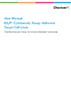 [User Manual] KILR® Cytotoxicity Assay−Adherent Target Cell Lines