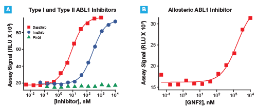 ABL1 Tyrosine Kinase InCELL Pulse Assay